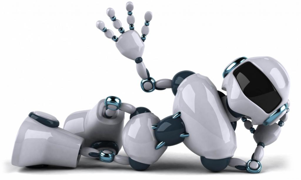 robot high tech