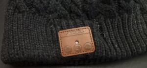boutons bonnet connecté archos music beany