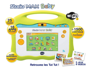 tablette Max baby